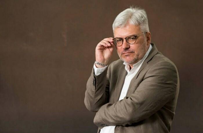 Евгений Водолазкин. / Фото: www.twimg.com