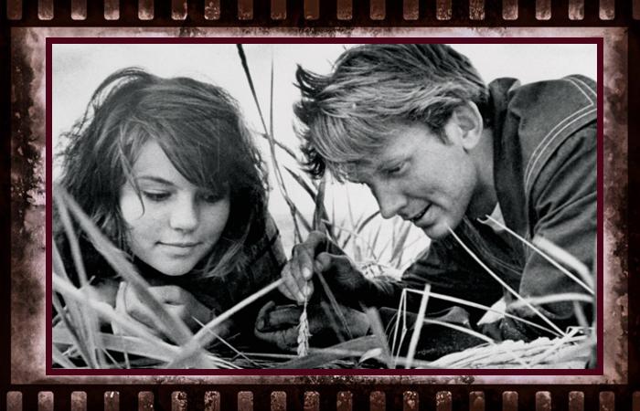 Нина Свиридова и Дмитрий Воздвиженский, «Двое на острове».