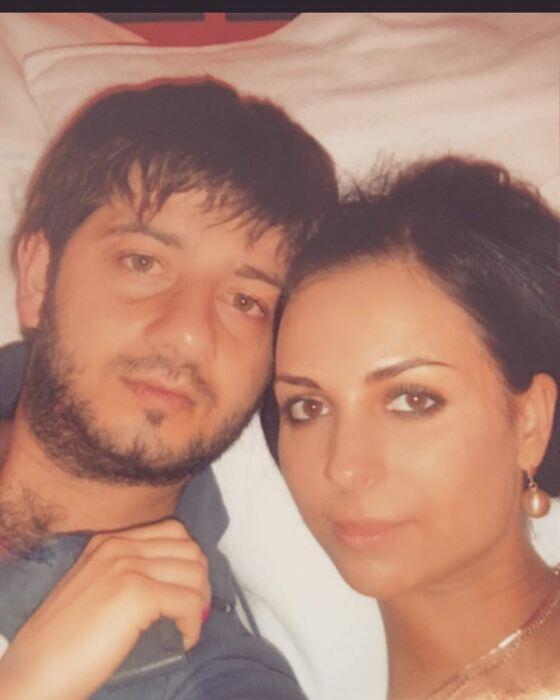 Михаил Галустян и Виктория Штефанец. / Фото: www.toptitle.ru