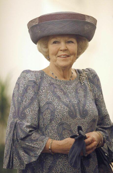 Королева Беатрикс. / Фото: www.vecer.com