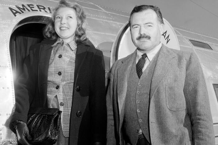 Эрнест Хемингуэй и Марта Геллхорн. / Фото: www.nypost.com