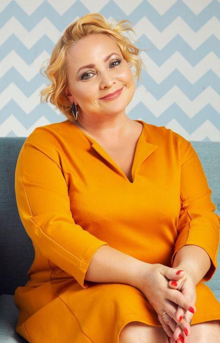 Светлана Пермякова. / Фото: www.cosmo.ru