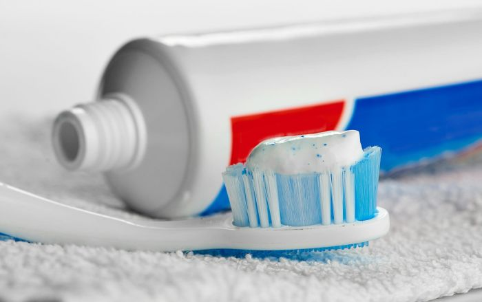 Зубную пасту тоже изобрели египтяне. / Фото: www.myloporoshok.ru