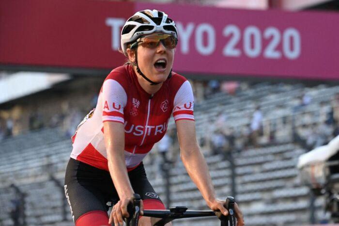 Анна Кизенхофер. / Фото: www.cyclingweekly.com