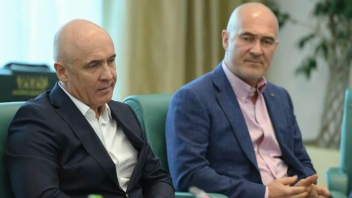 Айрат и Радик Шаймиевы. / Фото: www.rbc.ru