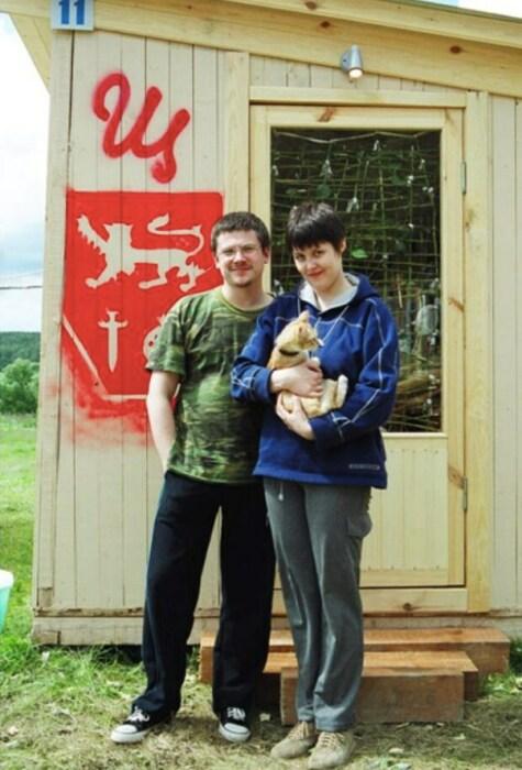 Дмитрий и Олеся Щавелевы. / Фото: www.mt.ru