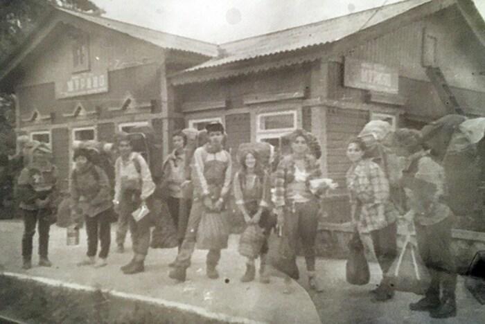 Группа Людмилы Коровиной. / Фото: www.dyatlovpass.com