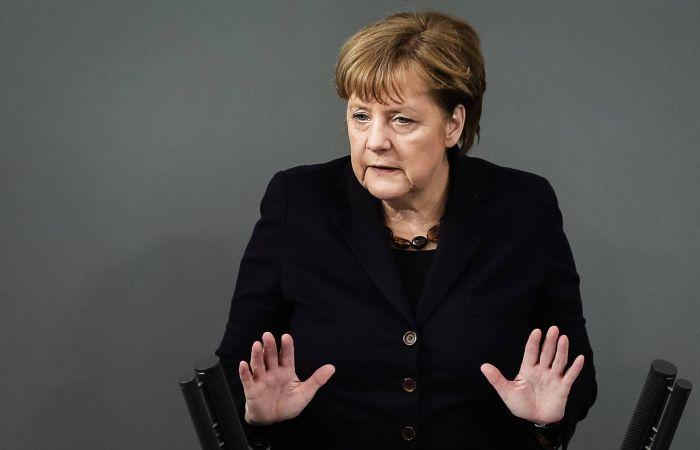Ангела Меркель. / Фото: www.newsforward.ru