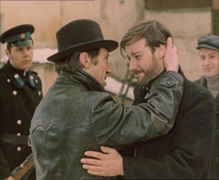 Кадр из фильма «Место встречи изменить нельзя». / Фото: www.filmpro.ru