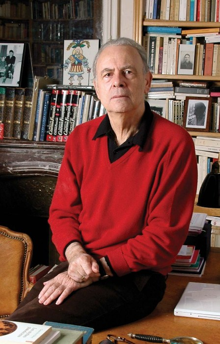 Патрик Модиано. / Фото: www.britannica.com