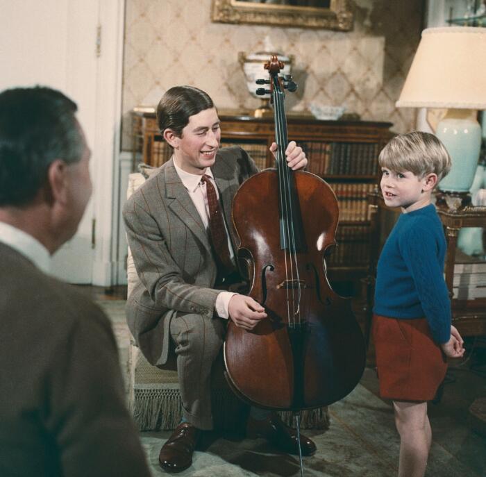 Кадр из фильма Royal Family. / Фото: www.thesun.co.uk