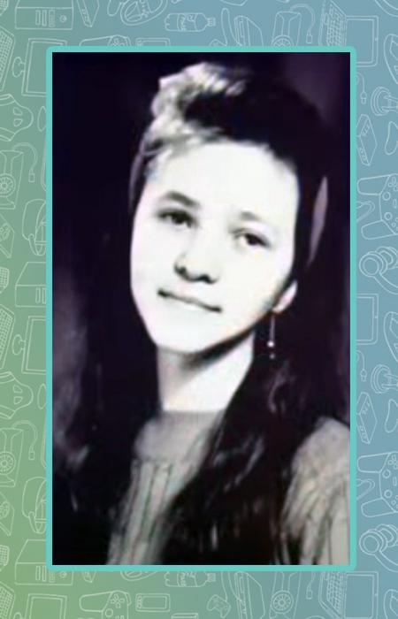 Ирина Полякова.