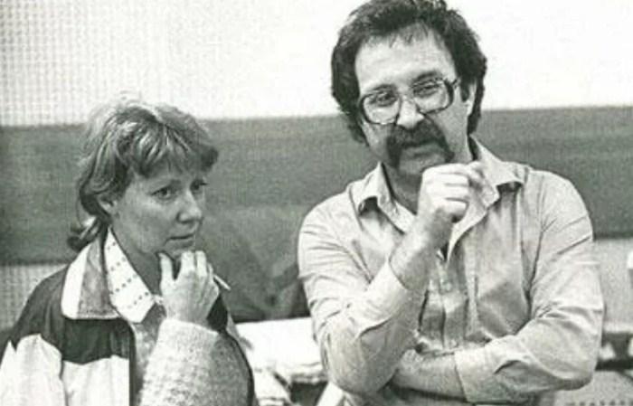 Кира Прошутинская и Анатолий Малкин. / Фото: www.newru.org