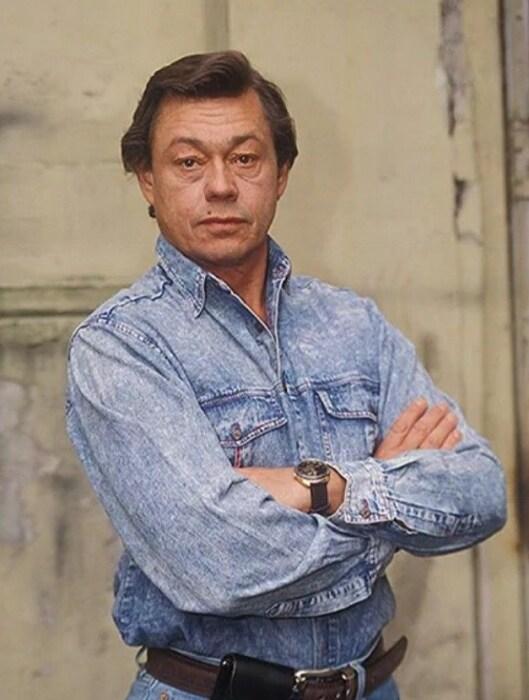 Николай Караченцов. / Фото: www.pinimg.com