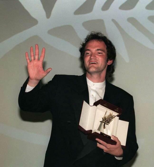 Квентин Тарантино. / Фото: www.passion-cinema.com