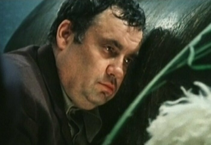 Эльдар Рязанов в фильме «Гараж». / Фото: www.kino-teatr.ru.
