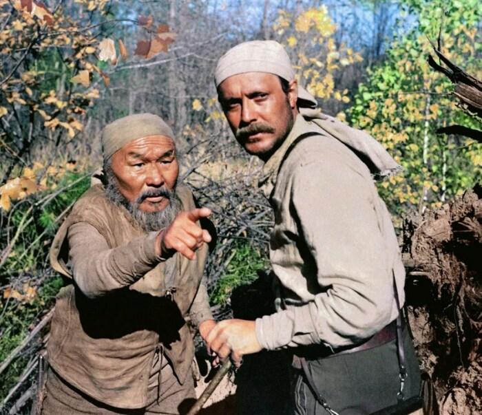 Кадр из фильма «Дерсу Узала». / Фото: www.kinopoisk.ru