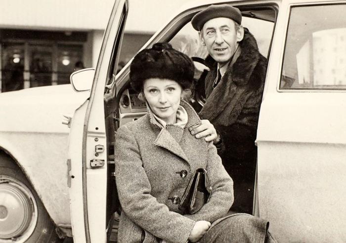 Валентина Титова и Владимир Басов. / Фото: www.kino-teatr.ru