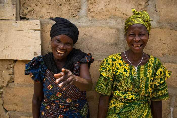 В Гане нет возраста. / Фото: www.interessno.ru