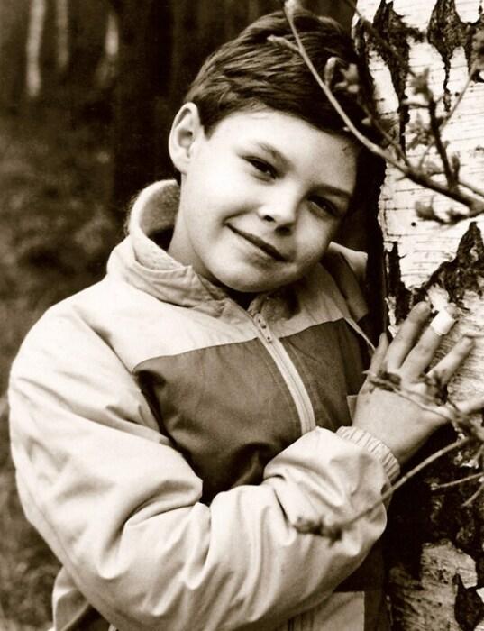 Борис, сын Алексея Никульникова. / Фото: www.kiosk-plus.ru