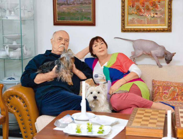 Станислав и Галина Говорухины. / Фото: www.games-of-thrones.ru