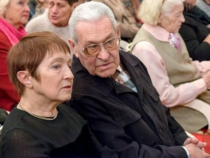 Тамара и Игорь Москвины. / Фото: www.vk.com