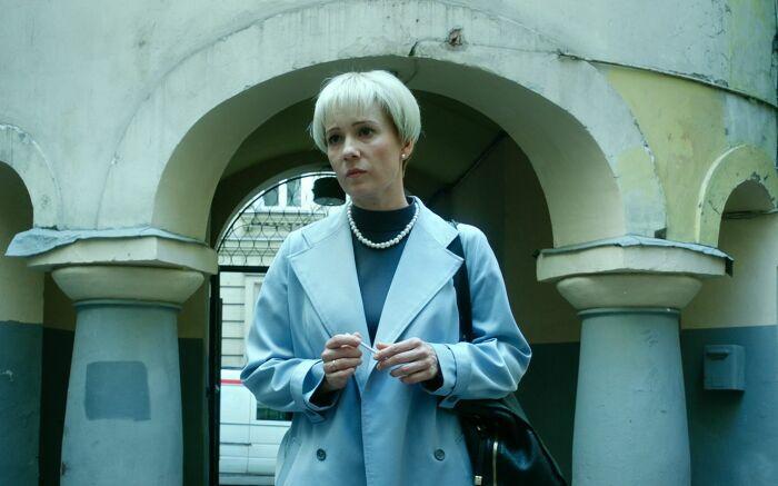 Кадр из фильма «Доктор Лиза». / Фото: www.kinopoisk.ru