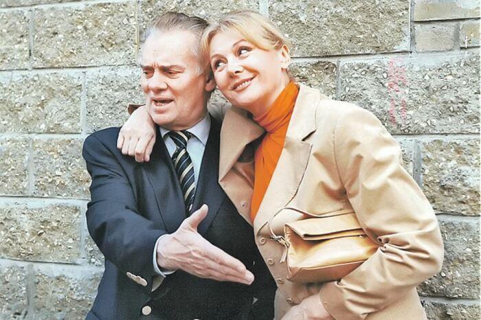 Владимир Андреев и Наталья Селезнёва. / Фото: www.games-of-thrones.ru