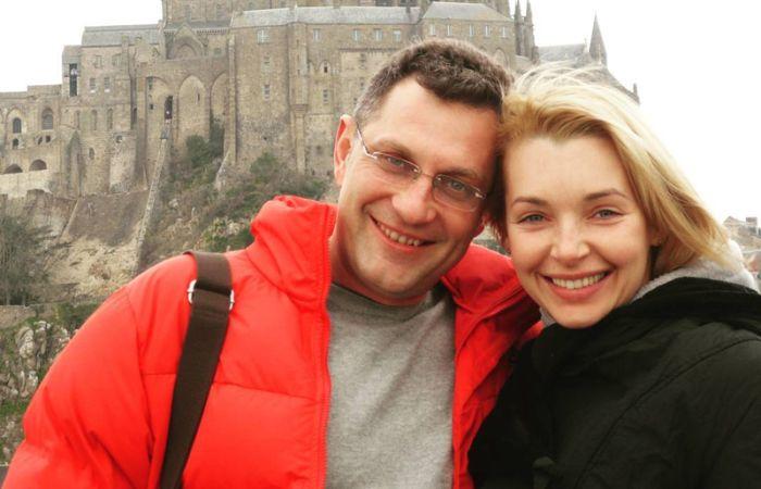 Наталия Антонова и Николай Семёнов. / Фото: www.admbabynino.ru