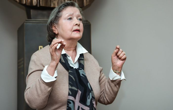 Жанна Болотова. / Фото: www.rospisatel.ru