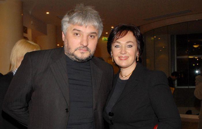 Лариса Гузеева и Игорь Бухаров. / Фото: www.cosmo.ru