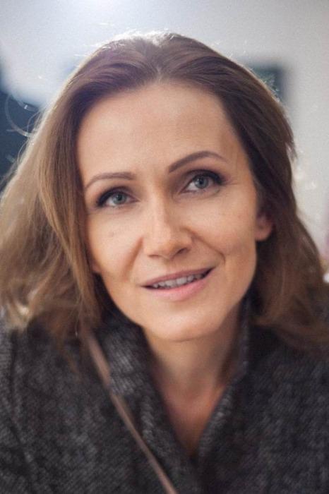 Анастасия Сердюк, дочь Ирины Буниной. / Фото: www.peoples.ru