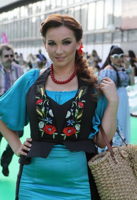 Анфиса Чехова. / Фото: www.kpmedia.ru