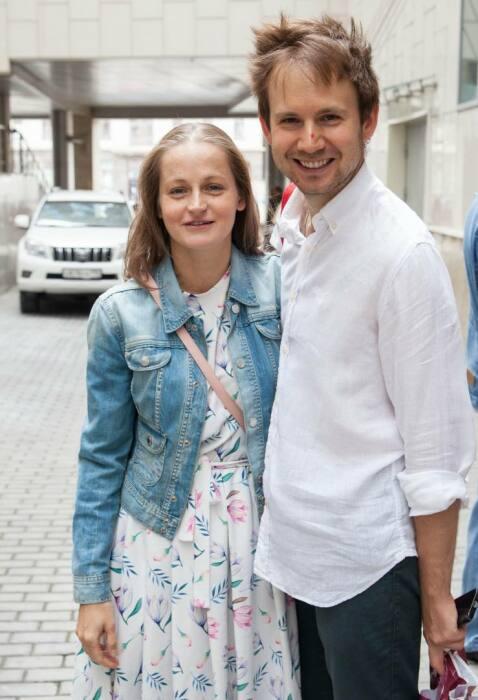 Яна Сексте и Дмитрий Марин. / Фото: www.tele.ru