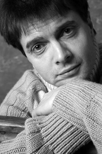 Юрий Виролайнен, сын актрисы. / Фото: www.kino-teatr.ru