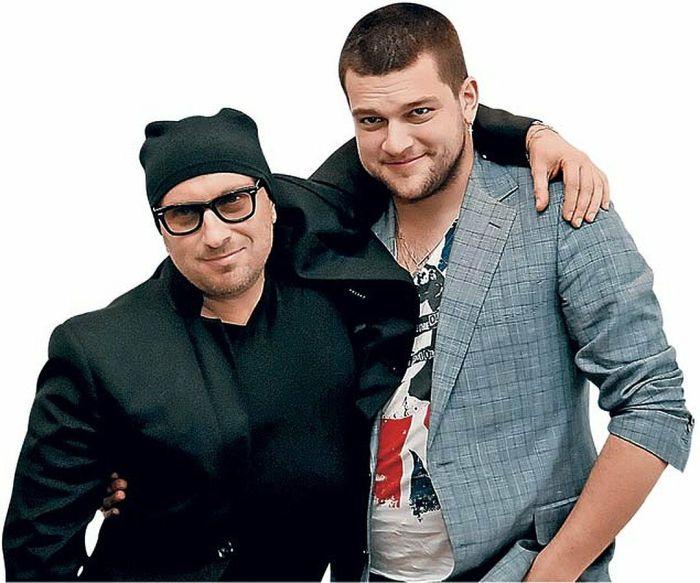 Дмитрий Нагиев с сыном. / Фото: www.versiya.info