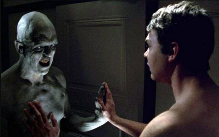 Кадр из фильма «Зло внутри». / Фото: www.kinopoisk.ru