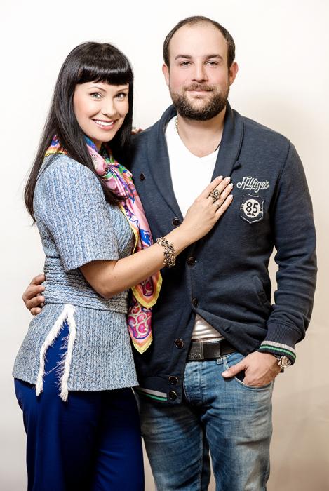 Александр Нестеров и Нонна Гришаева. / Фото: www.galleris.ru