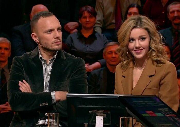Тимур Соловьёв и Юлианна Караулова. / Фото: www.spletnik.ru