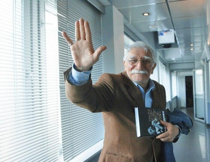 Армен Джигарханян. / Фото: www.kaluga.bezformata.com