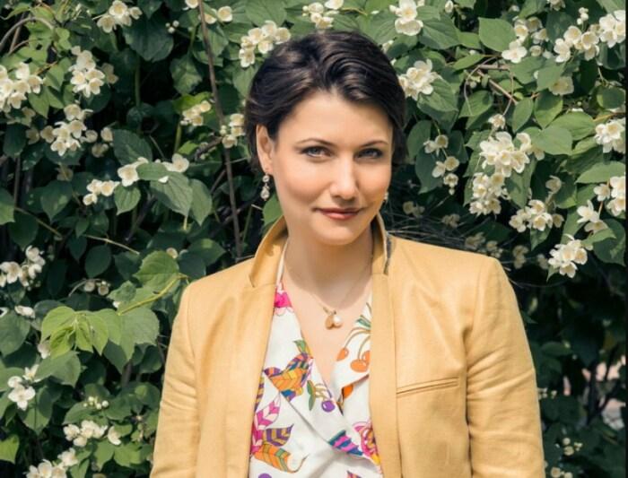 Дарья Дезомбре. / Фото: www.mt.ru