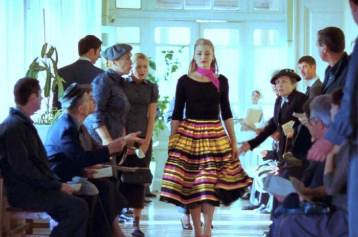 Кадр из фильма «Стиляги». / Фото: www.yandex.net