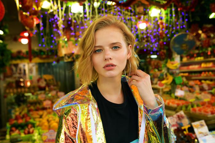 Александра Бортич. / Фото: www.elleonora.ru