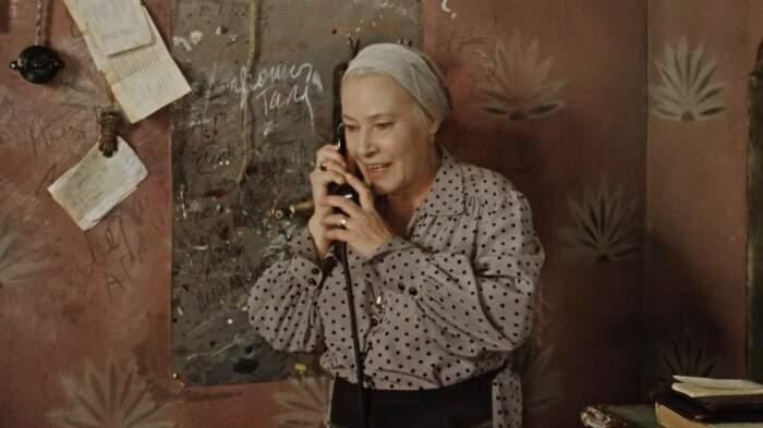 Софья Пилявская в фильме «Покровские ворота». / Фото: www.kino-teatr.ru
