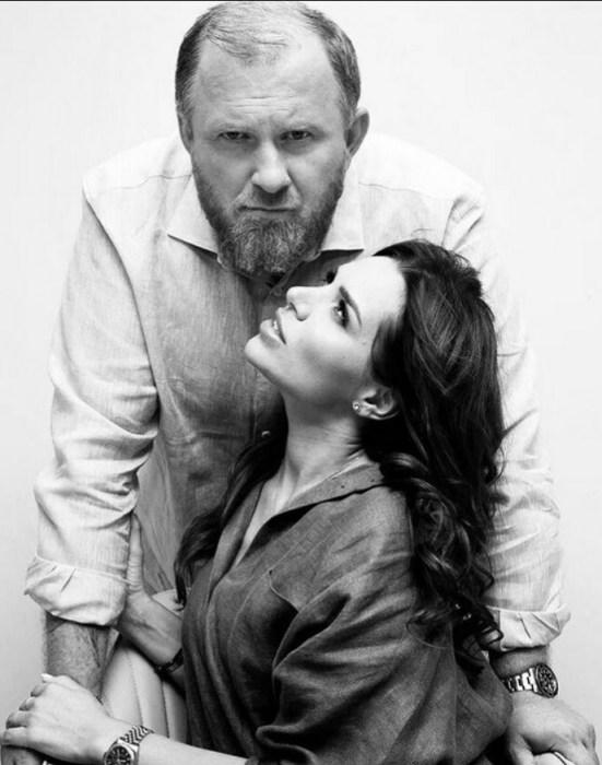 Константин Ивлев и Лера Куденкова. / Фото: www.domashnyochag.ru