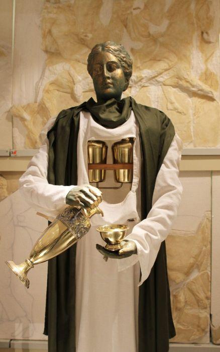 Примерно так выглядел автоматон-служанка Филона Византийского. / Фото: www.sur.ly