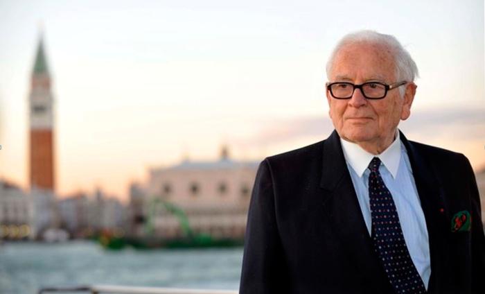 Пьер Карден. / Фото: www.gazeta.ru