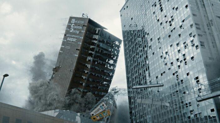 Кадр из фильма «Разлом». / Фото: www.kinopoisk.ru