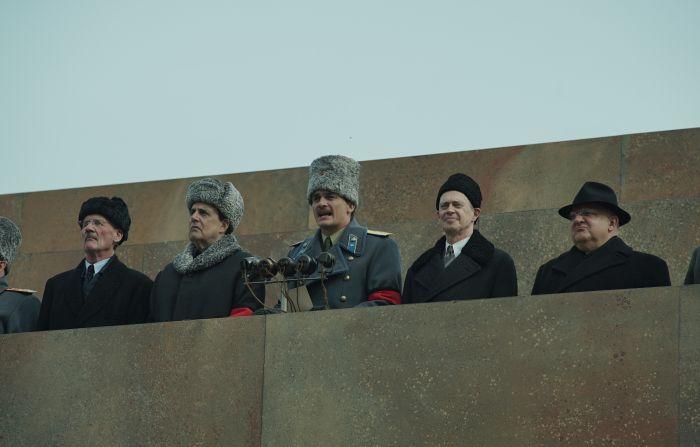 Кадр из фильма «Смерть Сталина». / Фото: www.kinopoisk.ru