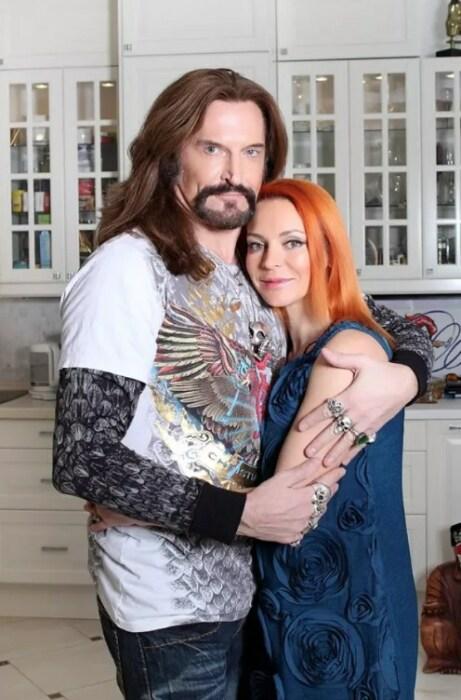 Марина Анисина и Никита Джигурда. / Фото: www.yandex.net